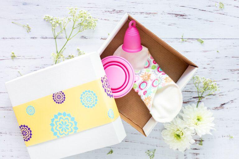 környezetbarát menstruációs eszközök