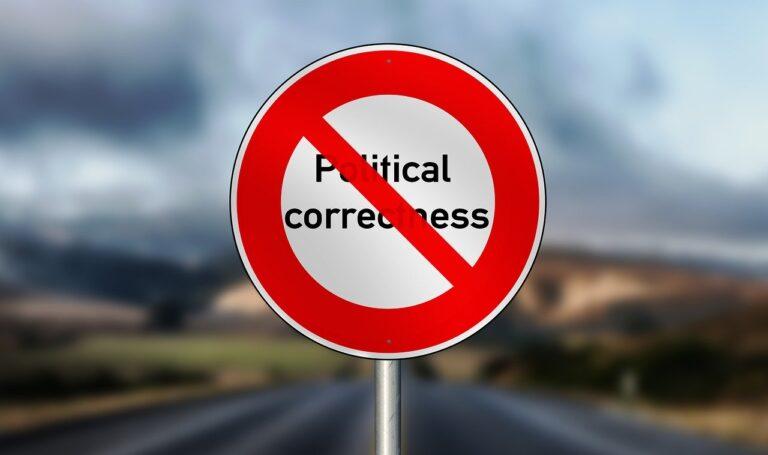 politikai korrektség