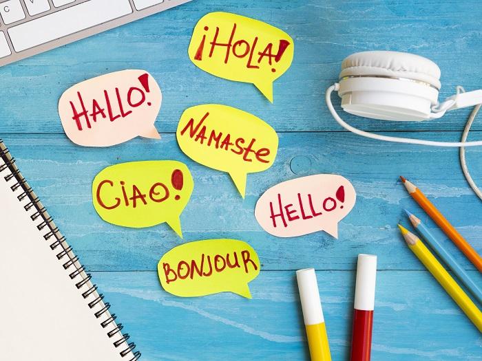 nyelvoktatás