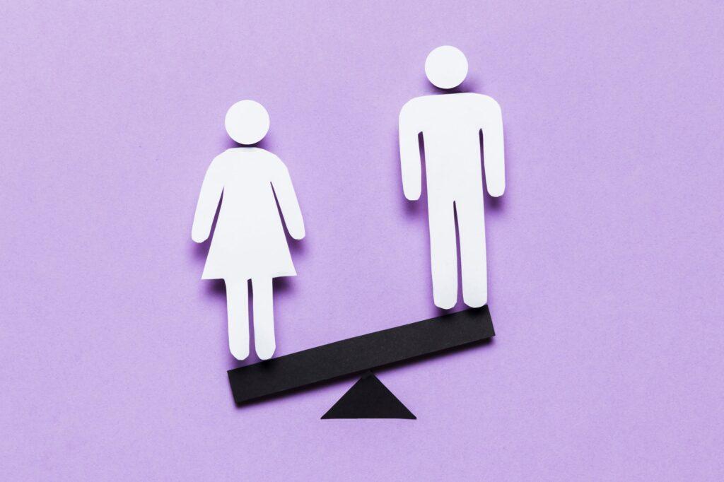 nemek közti ökológiai egyenlőtlenség