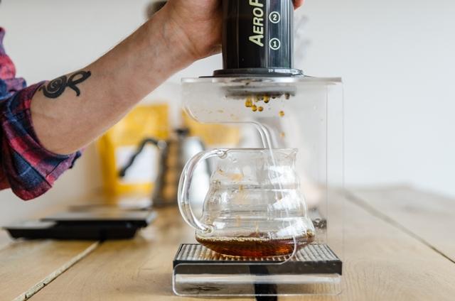 filter kávé