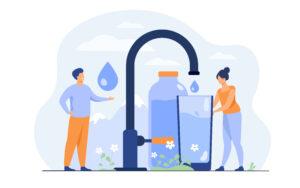 víztisztitás