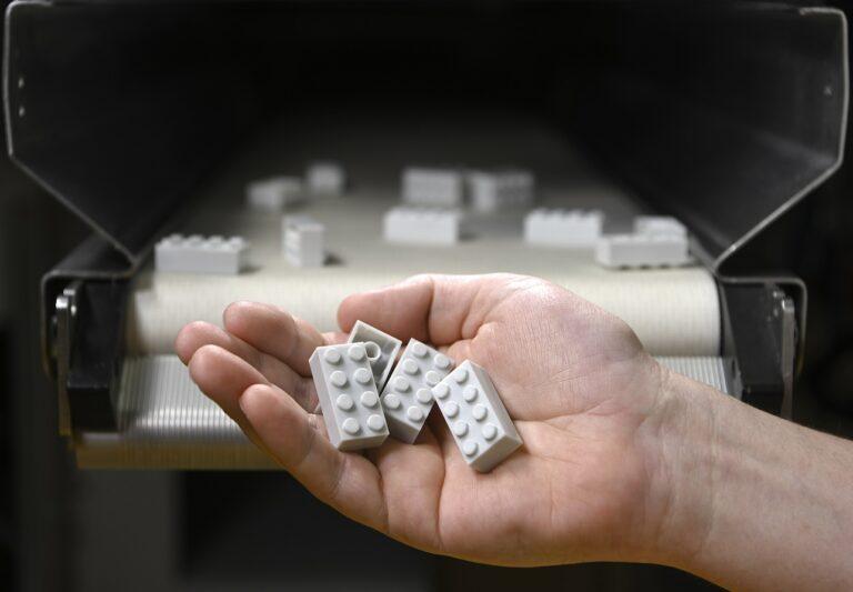 lego újrahasznosított műanyag