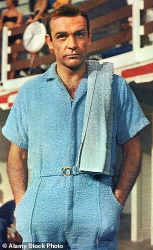 A férfi fürdőruha története