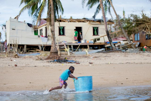 UNICEF jelentés: Egymilliárd gyereket fenyegetnek a klímaváltozás veszélyei