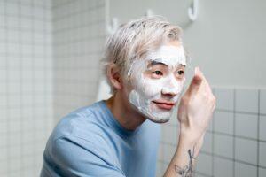 férfő bőrápolás