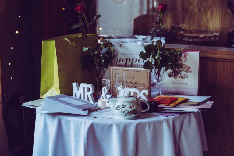 esküvői ajándék etikett