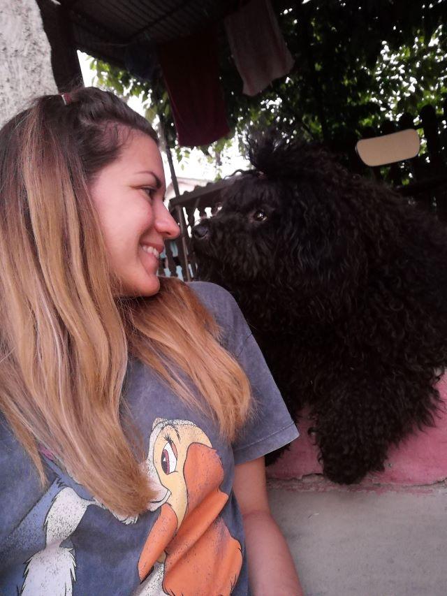 """""""Kell valami új és olyan, amit minden porcikám szeret"""" - interjú Zuggó Zsófia kutyaszitter és -kozmetikussal"""