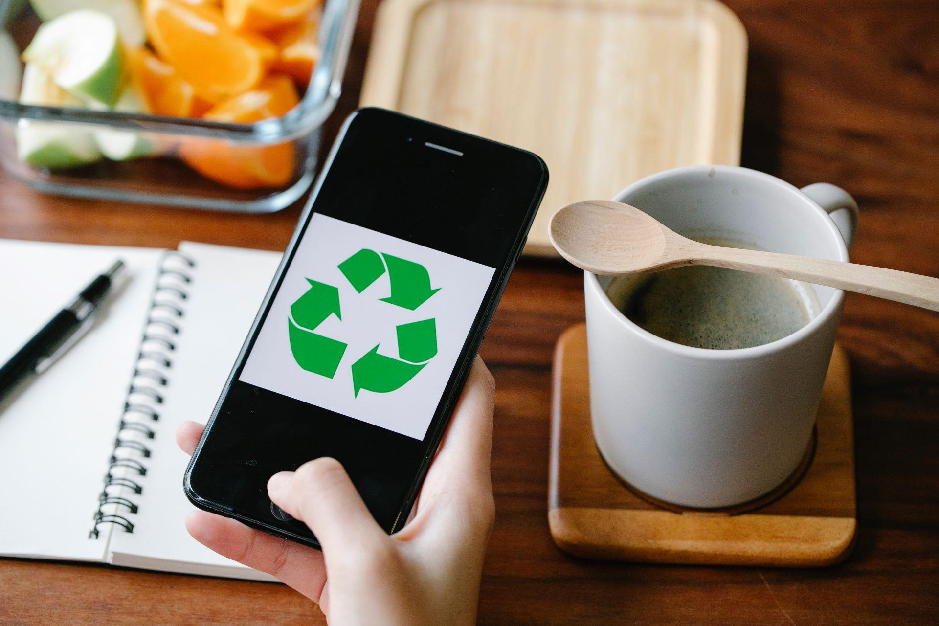 környezetbarát applikáció
