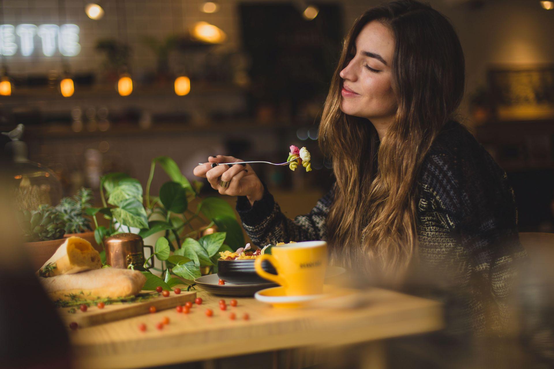 étkezés és menstruáció